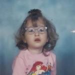 Ashley age 4